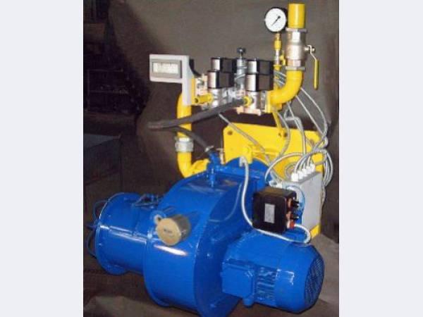 водогрейный автоматизированный котел с газогорелочным блоком л1-н для газовой котельной
