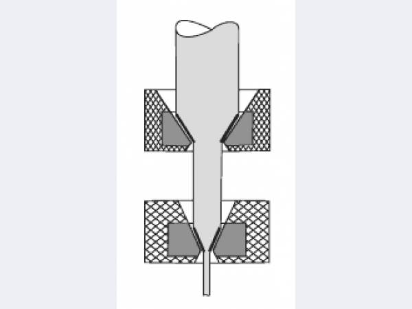 Волоки (фильеры) алмазные