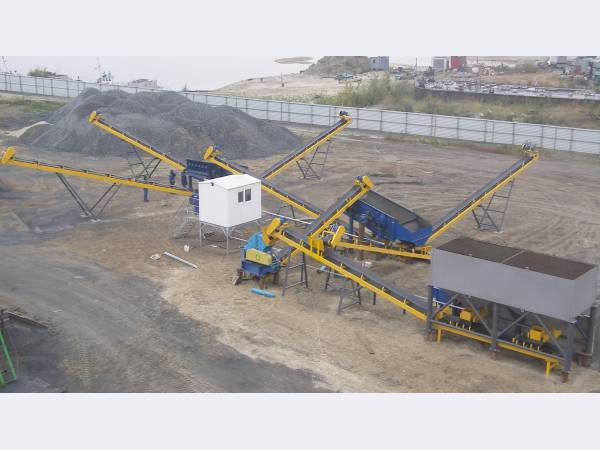 Мобильный сортировочный комплекс в Нефтекамск щековая дробилка смд 110 в украине
