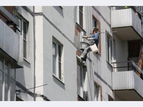 Ремонт, утепление и герметизация межпанельных швов, балкона .