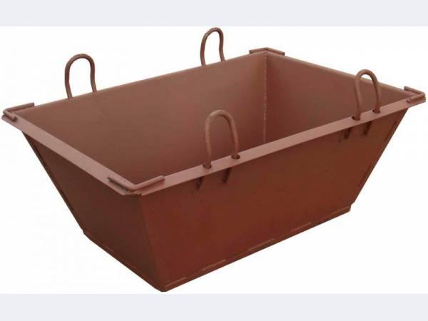 Ящик для раствора (тара для раствора)