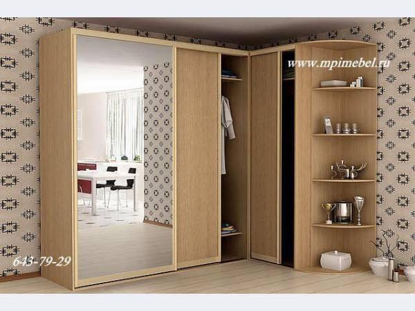 Корпусные, встроенные, угловые шкафы и шкафы купе