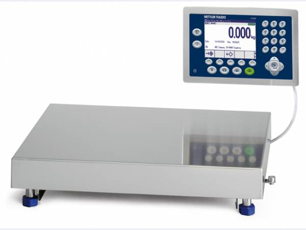 Весы ICS649/ICS669 Checkweigher Конроль Результата