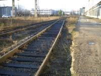 В промышленности широко используются железнодорожные пути необщего.