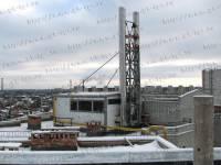 котельная 1 МВт (газ+дизель)