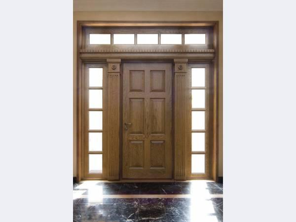 Деревянные межкомнатные двери: свойства древесины, виды