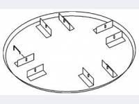 Затирочные диски для затирочных машин