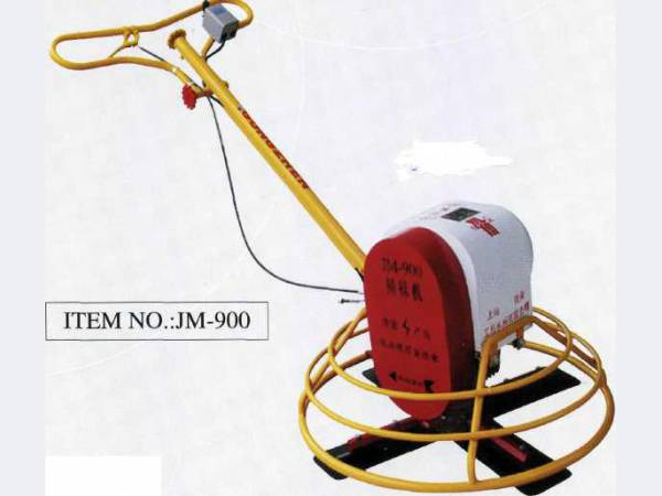 Электрическая однороторная затирочная машина JM900II