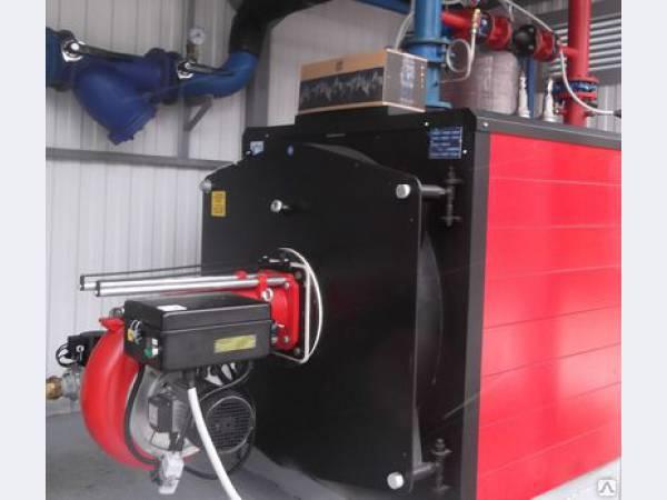 паровая модульная котельная на газе цена