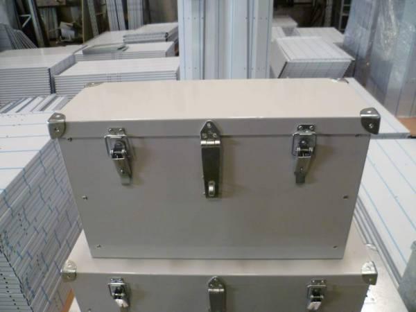 Изготовить металлический ящик под заказ