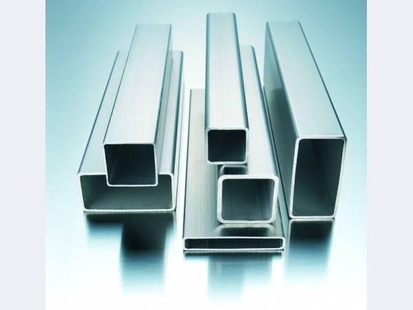 Труба профильная прямоугольная стальная электросварная