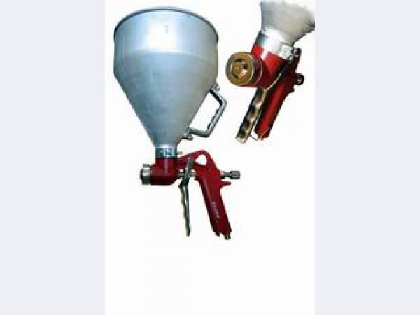 Краскопульт пневматический FR-300 повышенной мощности SKRAB 3623р