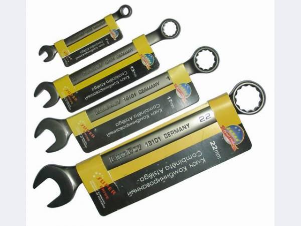 Ключи комбинированные 4 - 65мм  штучно и  в наборах SKRAB