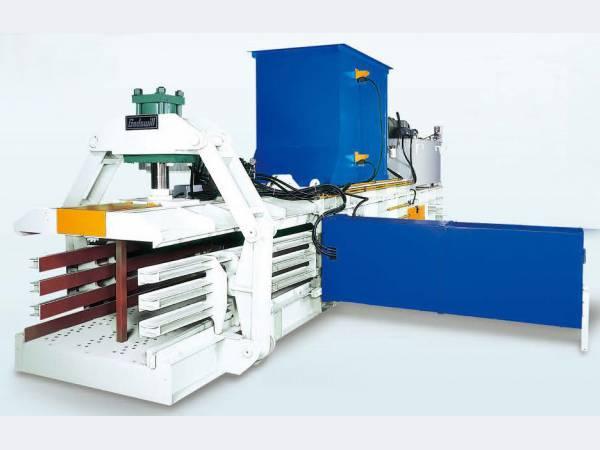 Автоматический горизонтальный пресс GB-1108F предназначен для переработки...