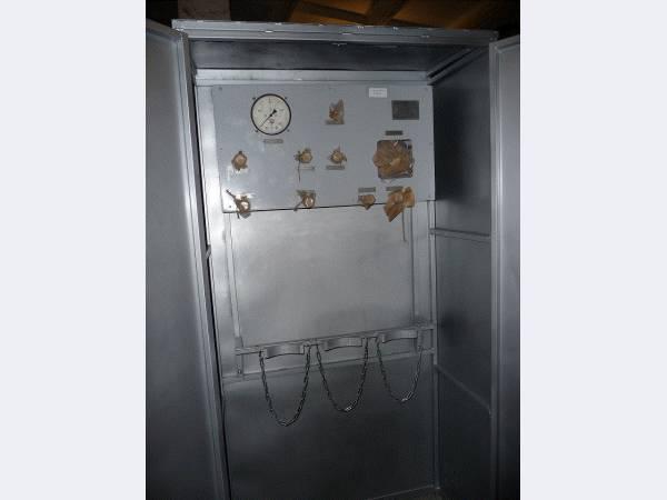 Рампа разрядная кислородная КГ 6859.000 №150905