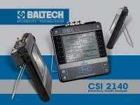 BALTECH рекомендует новый CSI 2140 для решений диагностики механизмов