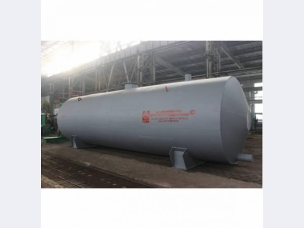 Емкости подземные горизонтальные дренажные с подогревателем типа ЕПП