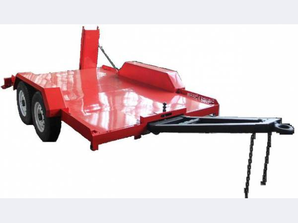 Прицеп для перевозки минитехники до 4 тонн модель 9835-20