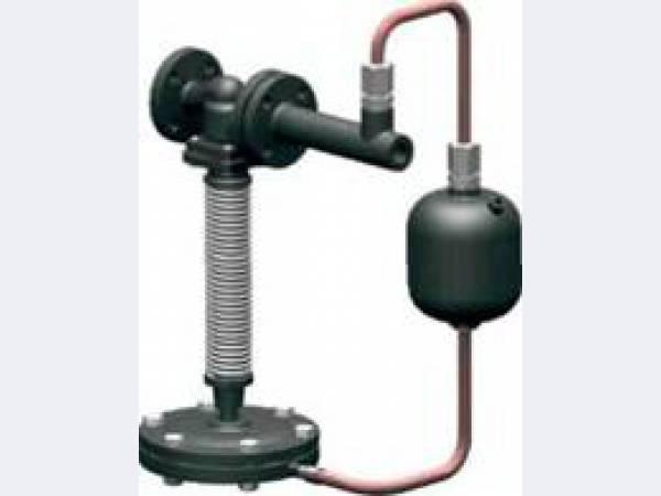 Регулятор давления после себя, с пружиной N60 А-21, Рвых 4,3 - 6,9