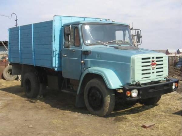 Зил бортовой 5т грузоперевозки Москва МО