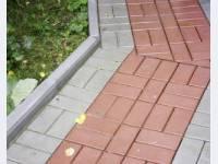 Тротуарная плитка – экологическая и долговечная.