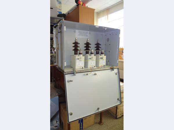 Производим RC-гасители 6(10) кВ (ограничители перенапряжений)
