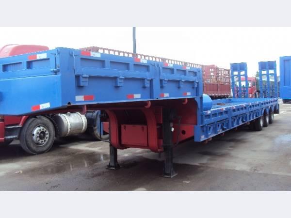 Продам трал  «CIMC»  CSQ9390TDP грузоподъёмностью 60 т.