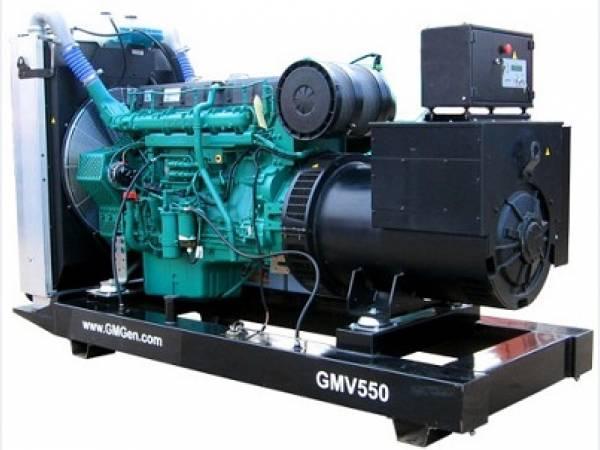 Дизельные генераторные установки GMGen с двигателем Volvo Penta