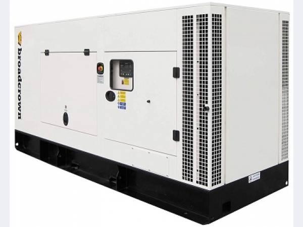 Дизельные генераторные установки Broadcrown