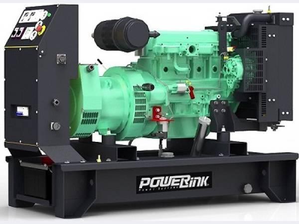 Дизельные генераторные установки PowerLink