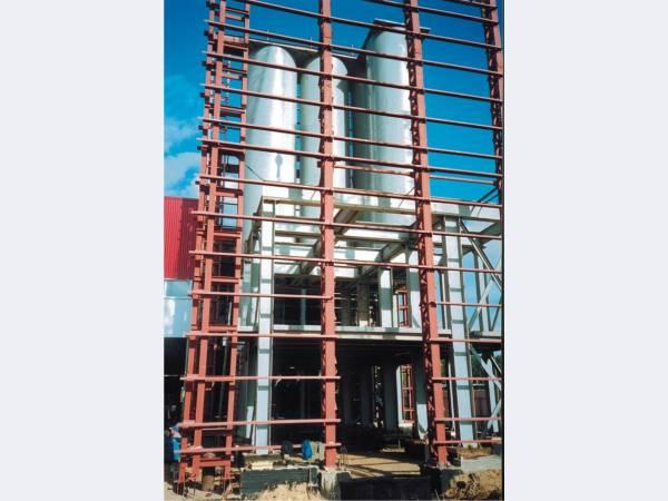 Изготовление металлоконструкций из нержавеющей и углеродистой стали.