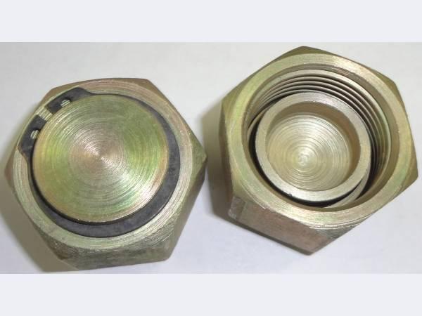 Заглушки для клапанов элегазового оборудования