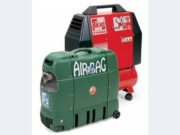 Безмасляные поршневые компрессоры с пониженным уровнем шума FIAC