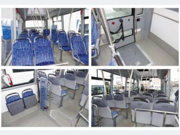 Городской автобус FeniksBus FBI 83 MR на шасси IVECO Daily 70C15CC