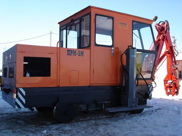 За месяц они пять раз выводили из строя железнодорожное