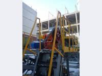 Линия оборудования для разрушения бетонного, железобетонного лома