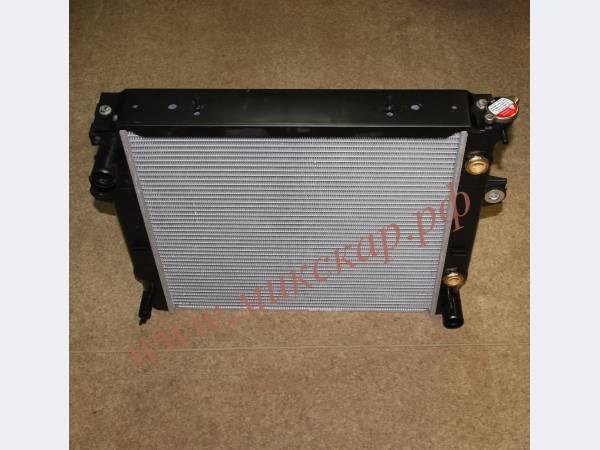 Радиатор к двигателю Toyota 7FGCU30