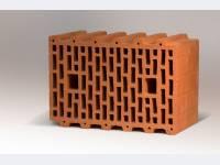 Керамический крупноформатный, поризованный, блок BRAER 10,7 НФ