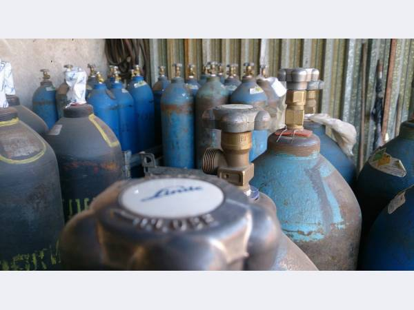 Покупка газовых баллонов
