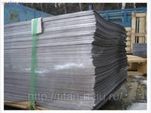 Продаем свинцовый лист С3 1-10х500х1000 мм