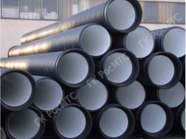 Ливневая канализация (Трубы Magnum аналог Корсис)