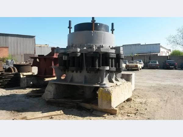 Дробилка КСД-1200 после капитального ремонта