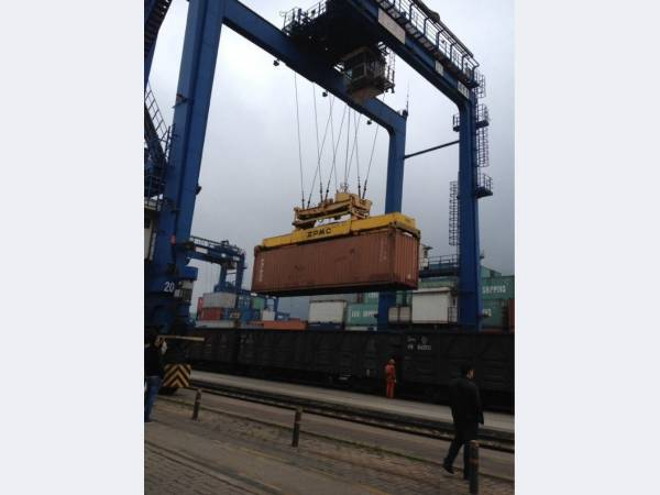 railway forwarder from Foshan, Dongguan, Zhongshan to Almaty,Astana