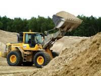 Песок речной, овражный не дорого с доставкой по Киеву и области