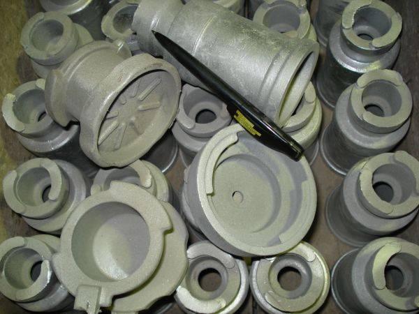 Литье пластика, алюминия и латуни