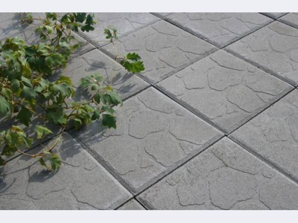 Тротуарная плитка Квадрат 300х300х30  (вибролитьевая)