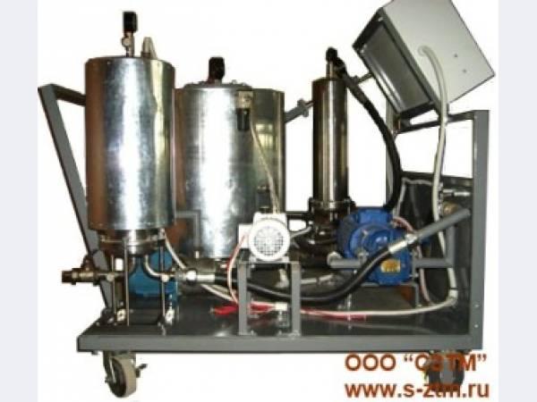 Маслоочистительные установки СВМ – 1,6, СВМ – 2,5, СВМ – 4, СВМ – 6,3