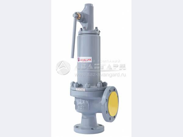 Клапан предохранительный СППК5С 50-63-03