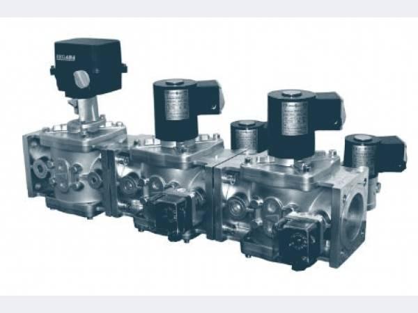 Блок газовых клапанов С4Н-5-43