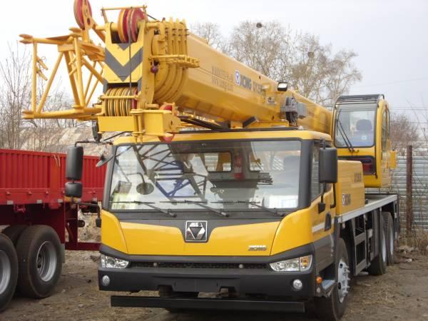 Автокран XCMG QY25K5S, 6100 тыс.руб.